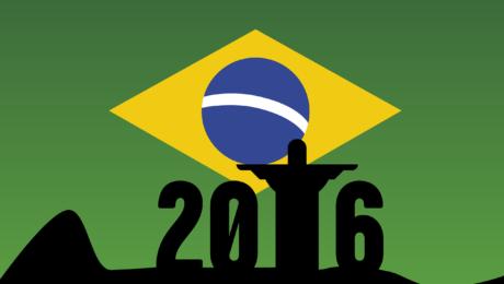 Olympische spelen 2016 RIO